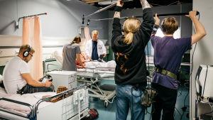 kuva sairaala yle draamasarja