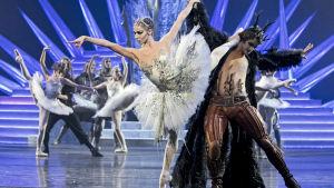 Kuva baletista Lumikuningatar
