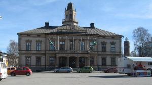 Rådhuset i Jakobstad , Österbotten