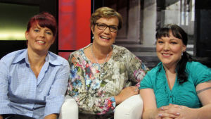Marika Styryska-Palka (vas.), Hilla Blomberg, Elina Viitasaari