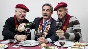 Viini maistuu Cantabriassa sarjassa Syötävän hyvä Espanja