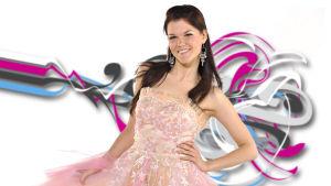 Saara Aalto osallistui Suomen Euroviisukarsintaan 2011 kappaleella Blessed with Love