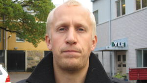 EIF:s målvakt Oscar Forsström.