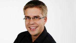 Johan Aaltonen, profilbild.