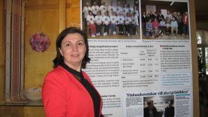 Intergrationskonsult Emina Arnautovic
