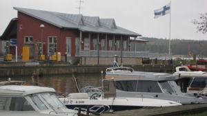 Delta café i Ingå.