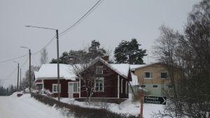 Bromarv kyrkby