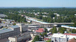 Hangö centrum