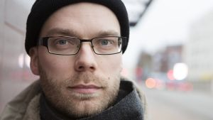 Valokuvaaja Jussi Leinonen Tekijänä-sarjassa