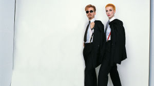 Eurythmics (David Stewart ja Annie Lennox)