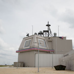 Missilskyddsbasen i Deveselu i Rumänien