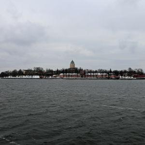 Sveaborg i mars 2016.