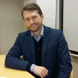 janne Öberg är regeringsråd och arbetar vid Undervisningsministeriet.