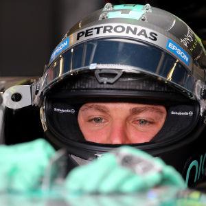 Nico Rosberg, juli 2015.