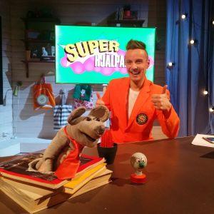Plåstret och Jontti i Superhjälparstudion
