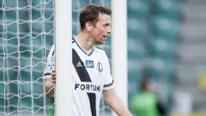 Kasper Hämäläinen har vunnit den polska ligan för tredje året i rad.