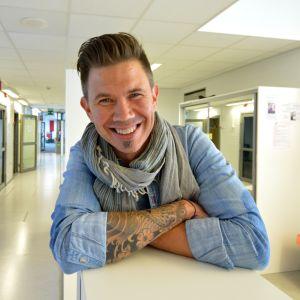 Ledarskapscoach Andreas Forsberg