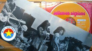 I skivkonvolutet är Jefferson Airplane evigt unga