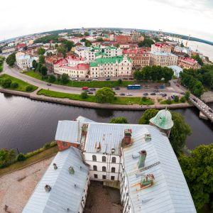 Viborg, Ryssland