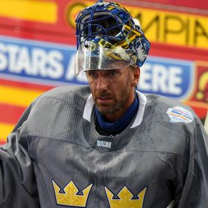 Henrik Lundqvist.
