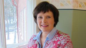 Carita Glasgow, rektor för zacharias topeliusskolan