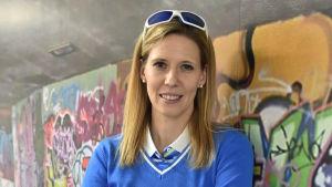 Mikaela Ingberg, 2016.