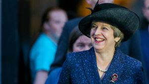 Theresa May, Storbritanniens premiärminister