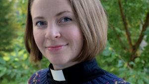 Studentprästen i Jakobstad, Mia Andersen-Löf