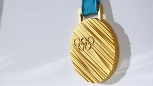 Guldmedaljen i vinter-OS i Pyeongchang