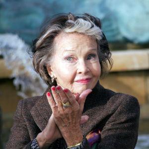 Leslie Caron. Kuva dokumenttielokuvasta Leslie Caron, tähti vasten tahtoaan