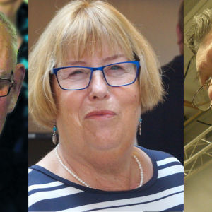Göran Hansen, Kristina Saari, Öivind Nyqvist