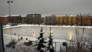 Braheplan i Helsingfors.