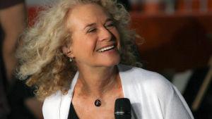 Carole King esiintyy vuonna 2015