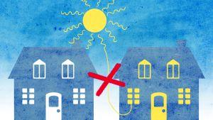 Uusiutuvaa energiaa tulisi saada lisää. Edessä on kuitenkin rutkasti hallinnollisia, lainsäädännöllisiä sekä verotuksellisia esteitä.