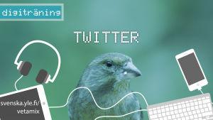Digiträning om Twitter