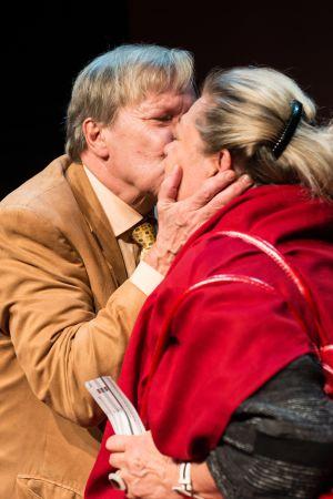 Kom-teatterin kiertuenäytelmä Romeo vs. Julia.