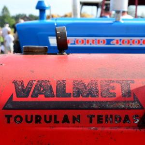 Valmet - en finsk traktor