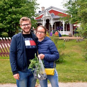 Trädgårdskväll på Strömsö