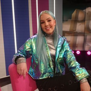 Videobloggaaja ja laulaja Tuuli