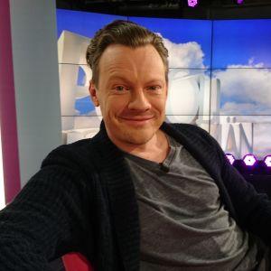 Näyttelijä Ville Tiihonen