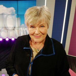 Ministeri Elisabeth Rehn Puoli seitsemän -ohjelmassa