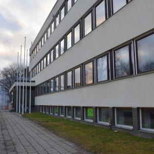 Handelshögskolan vid Åbo Akademi.