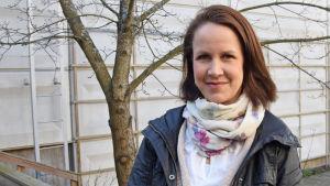 veronika honkasalo, Vänsterförbundets kandidat i riksdagsvalet 2015