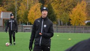 Mikko Hyyrynen, hösten 2017.