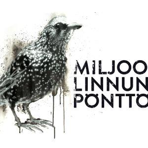 Miljoona linnunpönttöä -logo