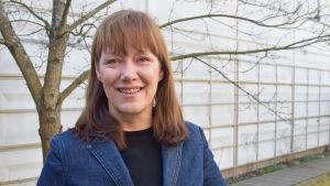Nina Suomalainen, Samlingspartiets kandidat i riksdagsvalet 2015