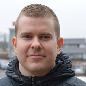 Daniel Lindqvist.