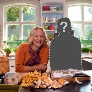 Elin Skagersten-Ström i Strömsös kök