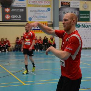 Fredrik Lundén, PIF-HIFK, 15.2.2017
