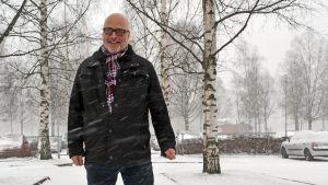 Psykolog Tony Dundefelt på plats i Jakobstad